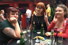 Miriam, Mette & Laura